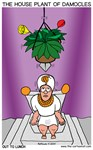 The House Plant of Damocles