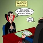 Dracula Life Insurance