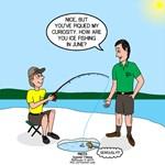 Summer Ice Fishing