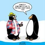 Penguin Goofball