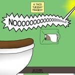 Taco Tuesday Tragedy