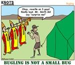 Bugling