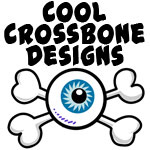 Cool & Cute Crossbone Designs