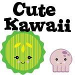 Cute Kawaii Illustrations and Designs