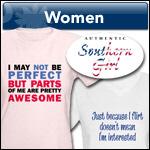 Women, Gals, and Girls