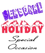 Seasonal, Holiday, Special Occasion