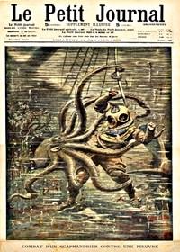 Deep Sea Diver VS. Octopus