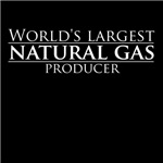 World's largest producer of natural gas
