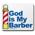 God is My Barber