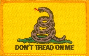 Don't Tread on Me!
