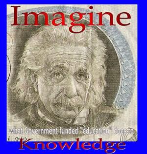 Imagine government education