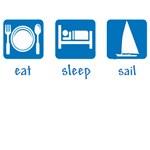 eat sleep sail
