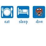 et sleep dive (mask)