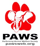PAWS Logo Products