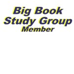 Big Book Study Group Member