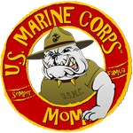 US Marine Corp Mom (Devil Dog)