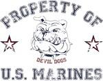 Property of US Marines