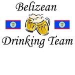 Belizean Drinking Team