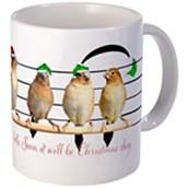 Finch Mugs