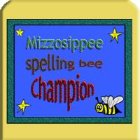 Mizzosippee spelling bee
