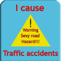I cause traffic accidents