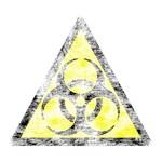 Vintage Bio-Hazard 3