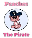 Peaches The Pirate
