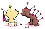 Dog Eat Doug: Cupid