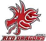 Jersey Red Dragons