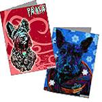 Scottish Terrier Christmas Cards