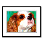 Dog Lover Framed Art