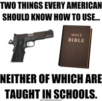 Not Taught in Schools
