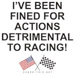 AMERICAN & CHECKERED FLAG<BR/>DETRIMENTAL ACTIONS