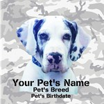 Personalize Pet Dog Tags and Gifts!