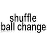 Shuffle Ball Change