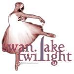 Twilight Swan Lake