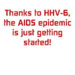 Thanks to HHV-6