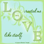 ACIM-Love Created Me Like Itself