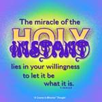 ACIM-Holy Instant