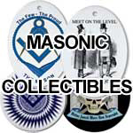 Masonic Porcelain Collectibles