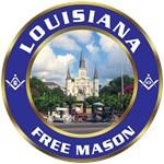 Louisiana Freemason