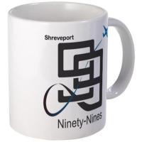 Shreveport 99s Drinkware