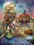 Cinderella Fantasy Art