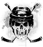 Hockey Skull