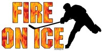 Fire On Ice Hockey
