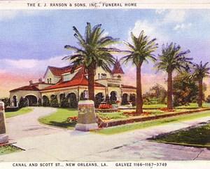 E. J. Ranson Funeral Home