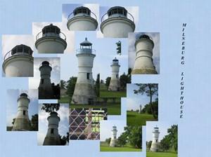 The Milneburg Lighthouse