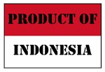 Product Of Indonesia