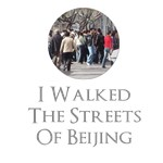 I Walked The Streets Of Beijing