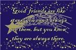 Friends are like Stars 2